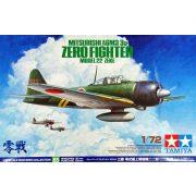 Tamiya 60785 Mitsubishi A6M3/3a Zero Fighter Model 22 (Zeke)