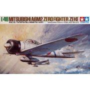 Tamiya 61016  Mitsubishi A6M2 Zero Fighter ZEKE