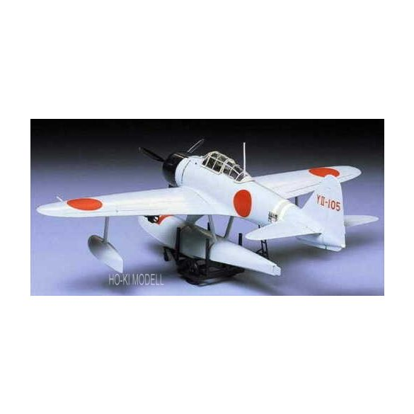 Tamiya 61017  Nakajima A6M2-N Type 2 Rufe
