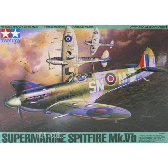 Tamiya 61033  British Royal Air Force Supermarine Spitfire Mk.Vb