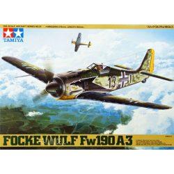 Tamiya 61037 German Focke Wolf Fw190A3