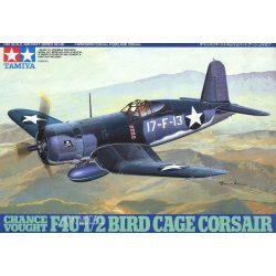 Tamiya 61046 Chance Vought F4U-1-2 Bird Cage Corsair