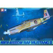 Tamiya 61047 North American RAF Mustang III.