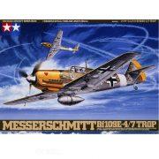 Tamiya 61063 Messerschmitt Bf109E-4/7 Trop