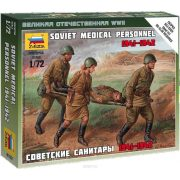 Zvezda 6152 Soviet Medical Personnel 1941-1942