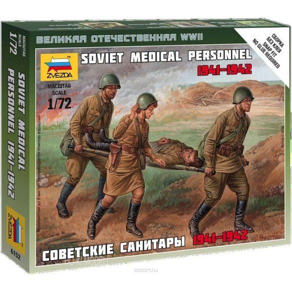 Zvezda 6152 Soviet Medical Personnel 1941-1942