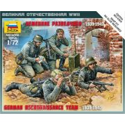 Zvezda 6153 German Reconnaissance Team 1939-1942