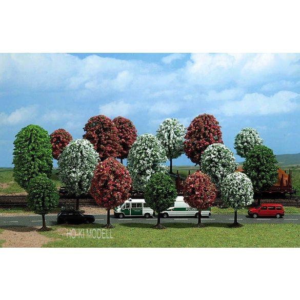 Busch 6584 Tavaszi fák (18 db)