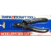 Tamiya 69908 - 74093 oldalcsípő fogó  (kizárólag műanyag alkatrészekhez)