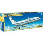 Zvezda 7001 IL-86 Civil Airliner