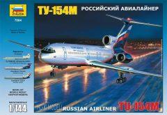 Zvezda Tupolev TU-154М Russian Airliner