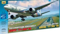 Zvezda 7012  Boeing 777-300 ER Civil Airliner