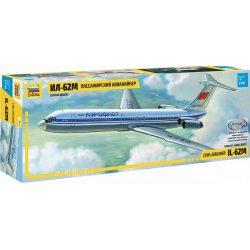Zvezda 7013 IL-62 M Civil Airliner