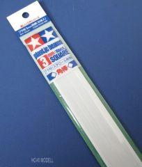 Tamiya 3mm Plastic Square Bar (10pcs)