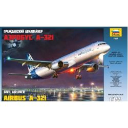 Zvezda 7017 Airbus A321