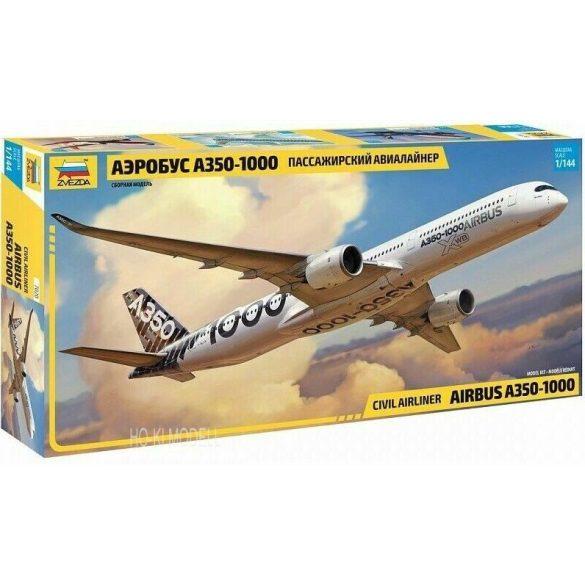 Zvezda 7020 Civil Airliner Airbus A350-1000