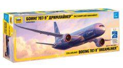 Zvezda Civil Airliner Boeing 787-9™ Dreamliner™