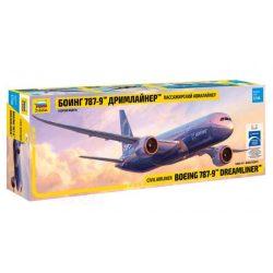 Zvezda 7021  Civil Airliner Boeing 787-9™ Dreamliner™