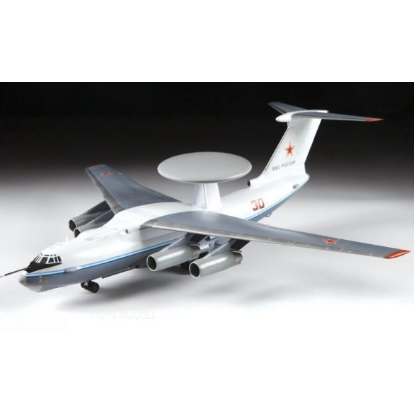 """Zvezda 7024 Russian Airborne Early Warning and Control (AEW) Aircraft A-50 """"Mainstay"""""""