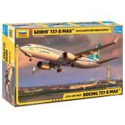 Zvezda 7026  Boeing 737-8 Max Civil Airliner