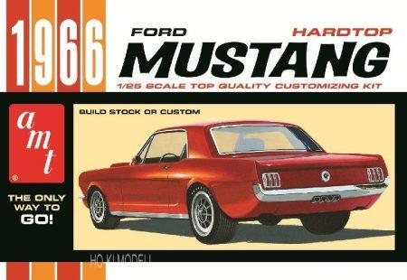 Amt 704  Ford Mustang Hardtop 1966
