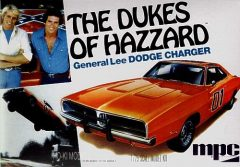 MPC 706   Dodge Charger 1969  Dukes of Hazzard General Lee