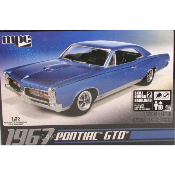 MPC 710  Pontiac GTO 1967