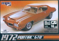 MPC 711  Pontiac GTO 1972