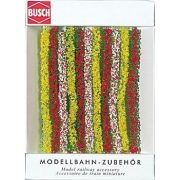 Busch 7152 Virágzó Sövény, 10,5 cm (11 db)