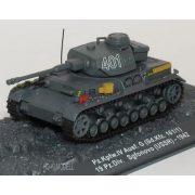 Pz.Kpfw.IV Ausf.G (Sd.Kfz.161/1) Sgfonovo - USSR -1942