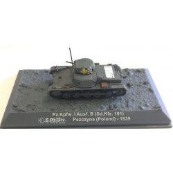 Pz.Kpfw.I Ausf.B (Sd.Kfz.101) 5.Pz.D.Pszczyna 1939