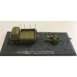 Steyr RSO 0/1 + Pak 40 Anti-Tank Gun 2.Pz.Div. Normandie 1944
