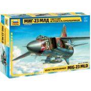 Zvezda 7218 MiG-23 MLD Soviet Fighter Bomber