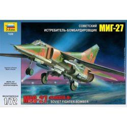 Zvezda 7228 Soviet fighter-bomber MiG-27
