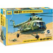Zvezda 7230 Soviet Multi-Role Helicopter Mi-8T Hip-C