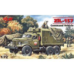 ICM 72551 ZIL-157 Soviet Command Vehicle
