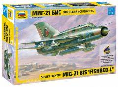 Zvezda 7259 MiG-21bis Fishbed-L