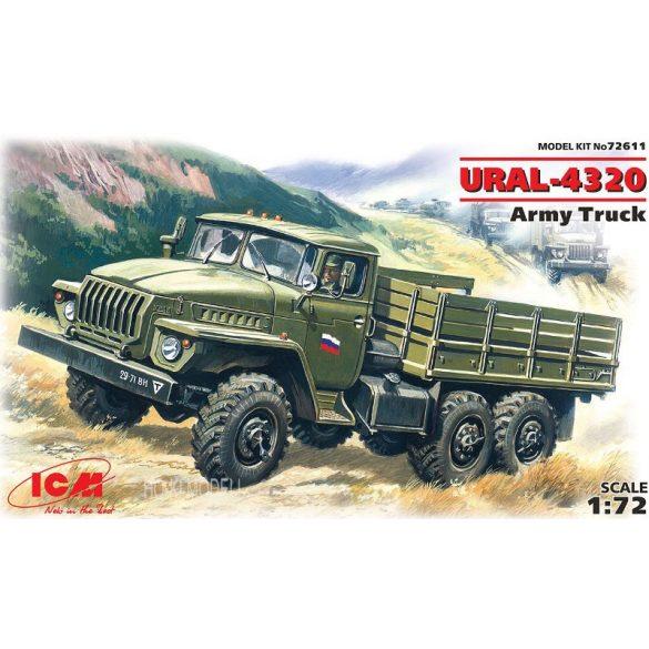 ICM 72611 URAL-4320 Soviet Army Truck
