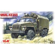 ICM 72612 Ural 43203 Command Vehicle