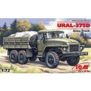 ICM 72711 URAL-375D Soviet Army Truck