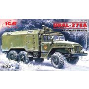 ICM 72712 URAL-375A Command Vehicle