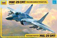 Zvezda 7309 Mig-29 SMT