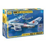 Zvezda 7318 MiG-17 Fresco