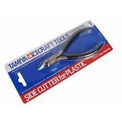 Tamiya 74001 oldalcsípő fogó (kizárólag műanyag alkatrészekhez)