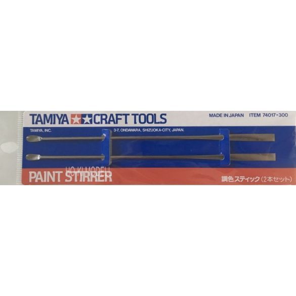 Tamiya 74017 Paint Stirrer - Festékkeverő