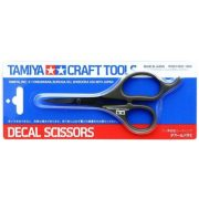 Tamiya 74031 Decal Scissors Matrica Olló
