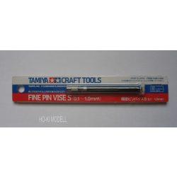 Tamiya 74051 kézi fúró Fine Pin Vise D-R (0.1-1mm)