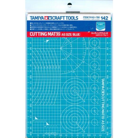 Tamiya 74142 Cutting Mat Vágószőnyeg A5-as méret