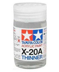 Tamiya 81030  X-20A Akril festékhigító 46ml