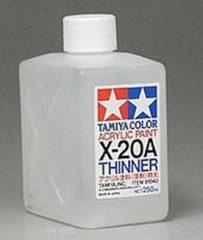 Tamiya 81040 akril festék higító